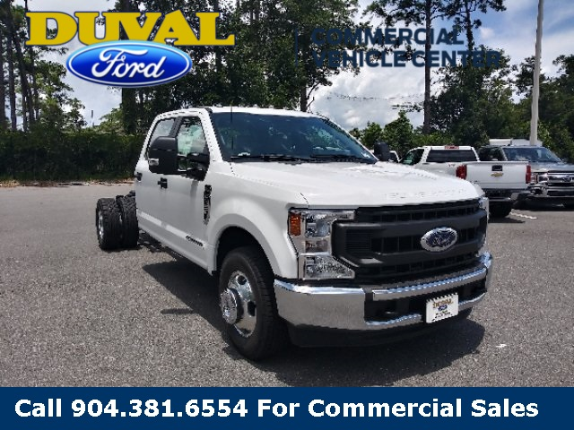 2020 Ford F-350 Crew Cab DRW 4x2, Cab Chassis #LED60859 - photo 1