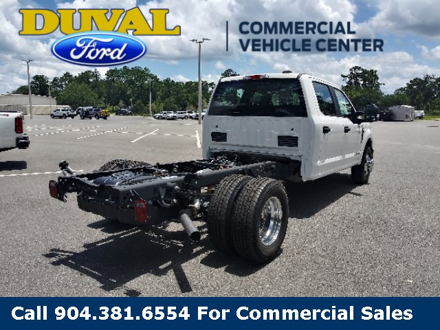 2020 Ford F-350 Crew Cab DRW 4x2, Cab Chassis #LED60859 - photo 2