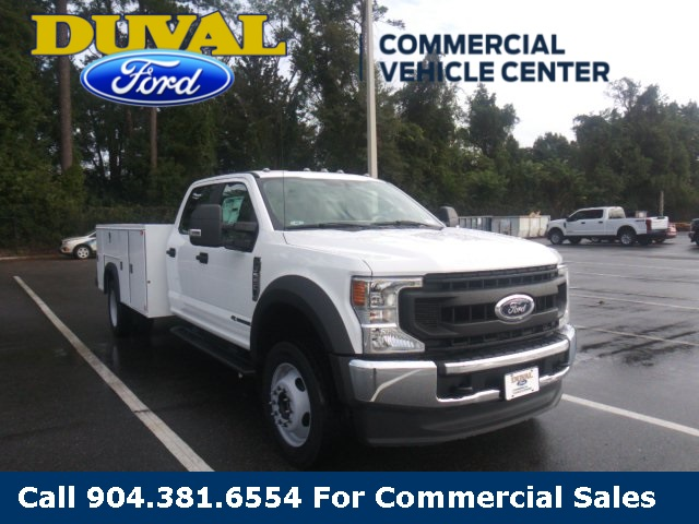 2020 Ford F-550 Crew Cab DRW 4x4, Monroe MSS II Service Body #LEE12256 - photo 1
