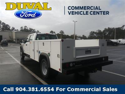 2020 Ford F-550 Crew Cab DRW 4x4, Monroe MSS II Service Body #LEE12256 - photo 6