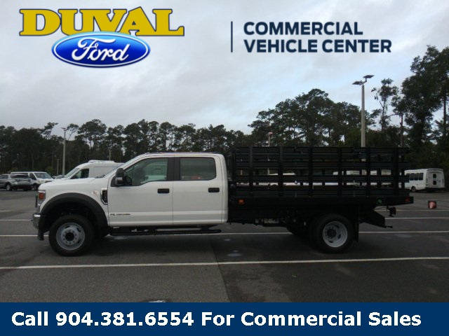 2020 Ford F-450 Crew Cab DRW 4x2, Stake Bed #LEE38033 - photo 5