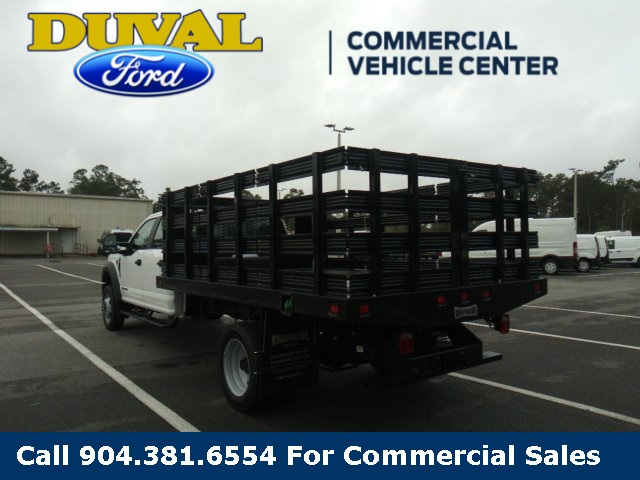 2020 Ford F-450 Crew Cab DRW 4x2, Stake Bed #LEE38033 - photo 2