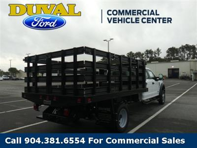 2020 Ford F-450 Crew Cab DRW 4x2, Stake Bed #LEE38033 - photo 7
