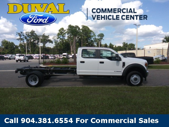 2020 Ford F-450 Crew Cab DRW 4x4, Cab Chassis #LEE38034 - photo 8