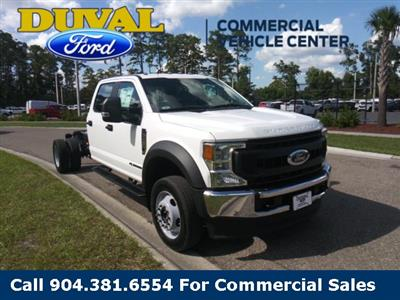 2020 Ford F-450 Crew Cab DRW 4x4, Cab Chassis #LEE38034 - photo 3