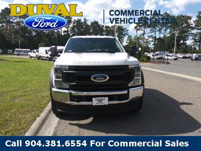 2020 Ford F-450 Crew Cab DRW 4x4, Cab Chassis #LEE38034 - photo 4