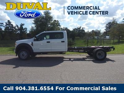2020 Ford F-450 Crew Cab DRW 4x4, Cab Chassis #LEE38034 - photo 5