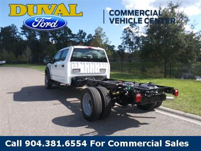 2020 Ford F-450 Crew Cab DRW 4x4, Cab Chassis #LEE38034 - photo 2