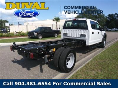 2020 Ford F-450 Crew Cab DRW 4x4, Cab Chassis #LEE38034 - photo 7