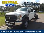 2020 Ford F-450 Crew Cab DRW 4x4, Cab Chassis #LEE38034 - photo 1