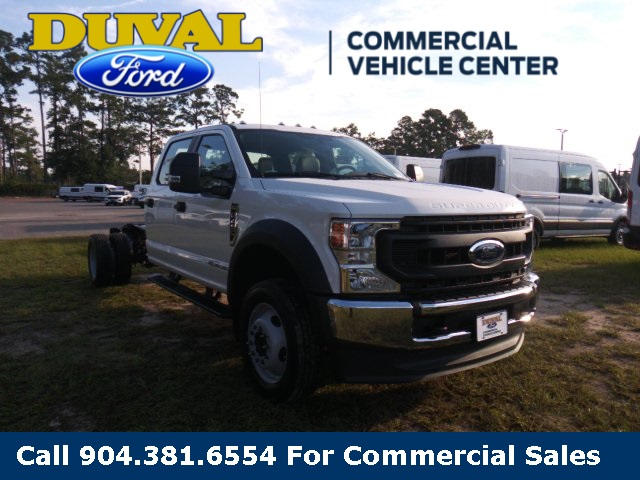 2020 Ford F-450 Crew Cab DRW 4x4, Cab Chassis #LEE38035 - photo 3