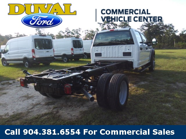 2020 Ford F-450 Crew Cab DRW 4x4, Cab Chassis #LEE38035 - photo 7