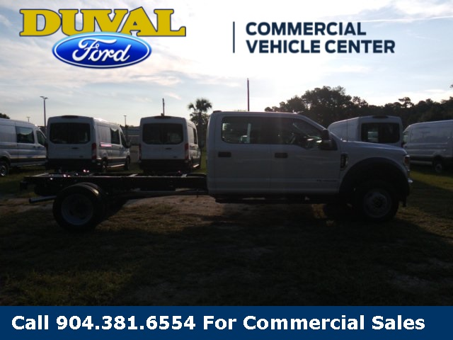 2020 Ford F-450 Crew Cab DRW 4x4, Cab Chassis #LEE38035 - photo 8