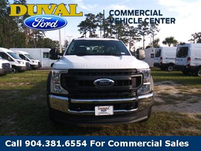 2020 Ford F-450 Crew Cab DRW 4x4, Cab Chassis #LEE38035 - photo 4