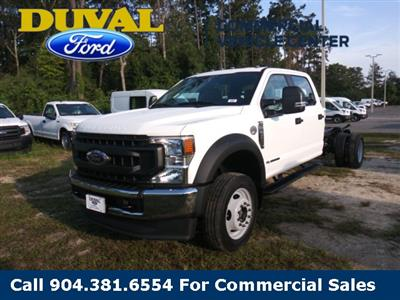 2020 Ford F-450 Crew Cab DRW 4x4, Cab Chassis #LEE38035 - photo 1