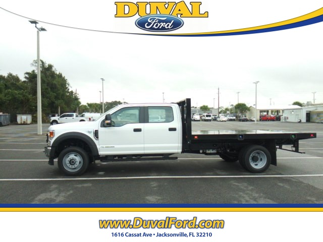 2020 Ford F-550 Crew Cab DRW 4x4, Cab Chassis #LEE38037 - photo 1