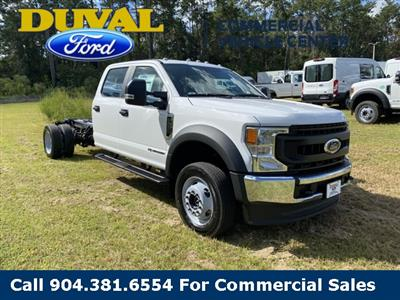 2020 Ford F-550 Crew Cab DRW 4x4, Cab Chassis #LEE38038 - photo 3