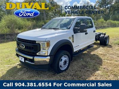 2020 Ford F-550 Crew Cab DRW 4x4, Cab Chassis #LEE38038 - photo 1