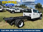 2020 Ford F-550 Crew Cab DRW 4x4, Cab Chassis #LEE38038 - photo 5