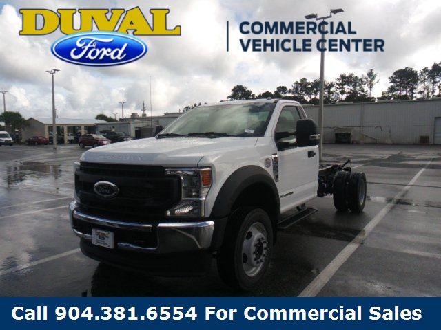 2020 Ford F-550 Regular Cab DRW 4x4, Cab Chassis #LEE89260 - photo 4