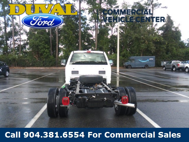 2020 Ford F-550 Regular Cab DRW 4x4, Cab Chassis #LEE89260 - photo 7