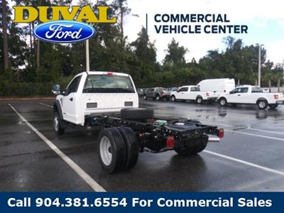 2020 Ford F-550 Regular Cab DRW 4x4, Cab Chassis #LEE89260 - photo 6