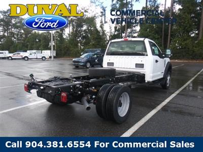 2020 Ford F-550 Regular Cab DRW 4x4, Cab Chassis #LEE89260 - photo 2