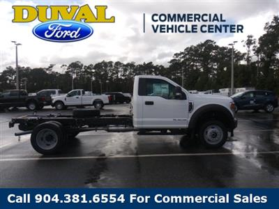 2020 Ford F-550 Regular Cab DRW 4x4, Cab Chassis #LEE89260 - photo 8