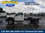 2020 Ford F-550 Regular Cab DRW 4x4, Cab Chassis #LEE89260 - photo 5