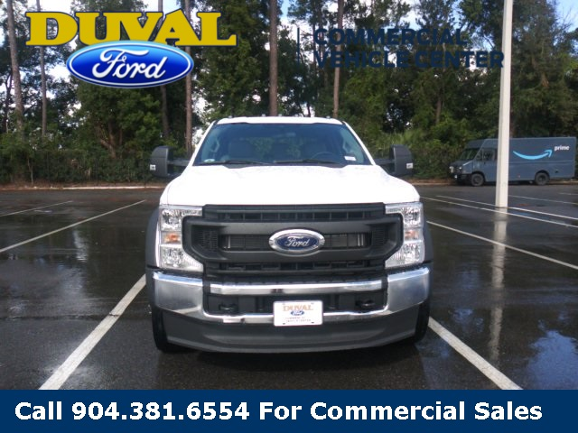 2020 Ford F-550 Crew Cab DRW 4x2, Cab Chassis #LEE89265 - photo 3