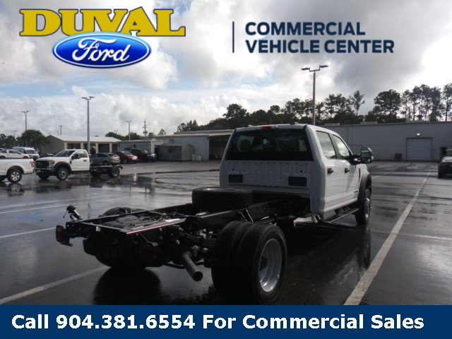 2020 Ford F-550 Crew Cab DRW 4x2, Cab Chassis #LEE89265 - photo 2