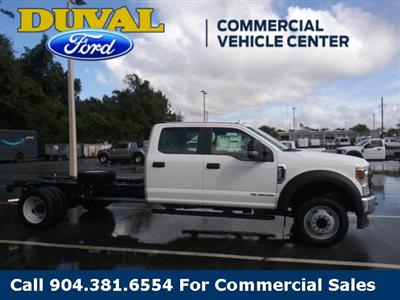 2020 Ford F-550 Crew Cab DRW 4x2, Cab Chassis #LEE89265 - photo 8