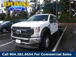 2020 Ford F-550 Crew Cab DRW 4x2, Cab Chassis #LEE89265 - photo 4