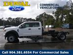 2020 Ford F-550 Crew Cab DRW 4x2, Cab Chassis #LEE89265 - photo 5