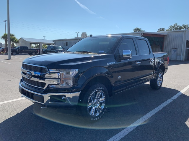 2020 Ford F-150 SuperCrew Cab 4x4, Pickup #LFA07675 - photo 5