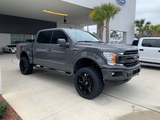 2020 F-150 SuperCrew Cab 4x4, Pickup #LFA34332 - photo 4