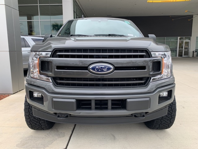 2020 F-150 SuperCrew Cab 4x4, Pickup #LFA34332 - photo 5