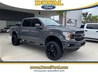 2020 F-150 SuperCrew Cab 4x4, Pickup #LFA34332 - photo 1