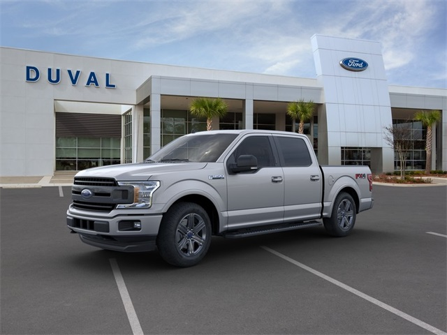 2020 F-150 SuperCrew Cab 4x4, Pickup #LFA34335 - photo 1
