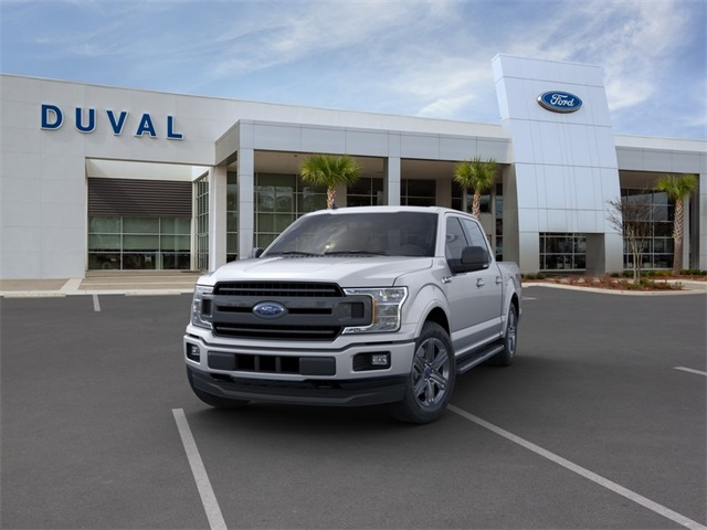 2020 F-150 SuperCrew Cab 4x4, Pickup #LFA34335 - photo 3