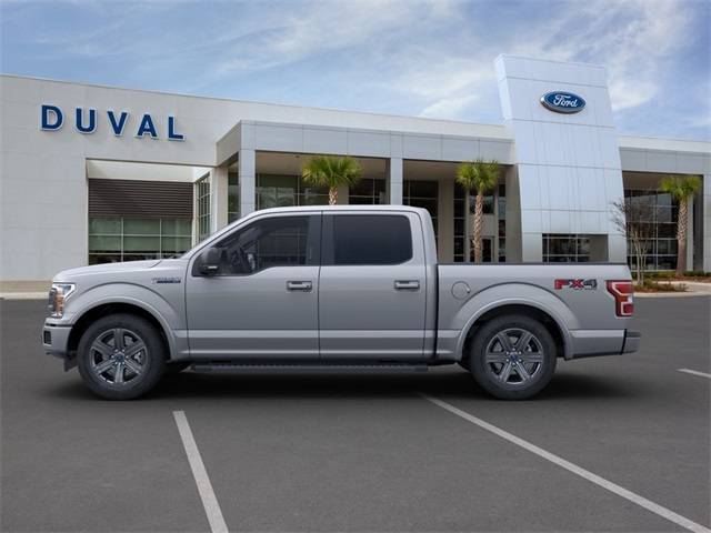 2020 F-150 SuperCrew Cab 4x4, Pickup #LFA34335 - photo 4