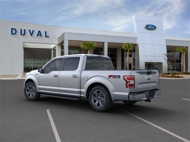 2020 F-150 SuperCrew Cab 4x4, Pickup #LFA34335 - photo 5