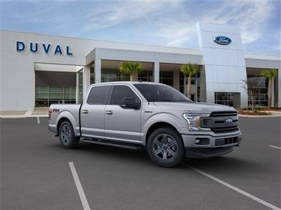 2020 F-150 SuperCrew Cab 4x4, Pickup #LFA34335 - photo 8