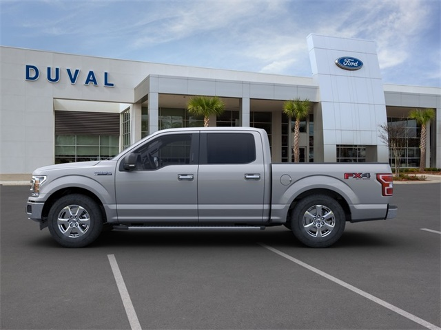 2020 Ford F-150 SuperCrew Cab 4x4, Pickup #LFA54782 - photo 4