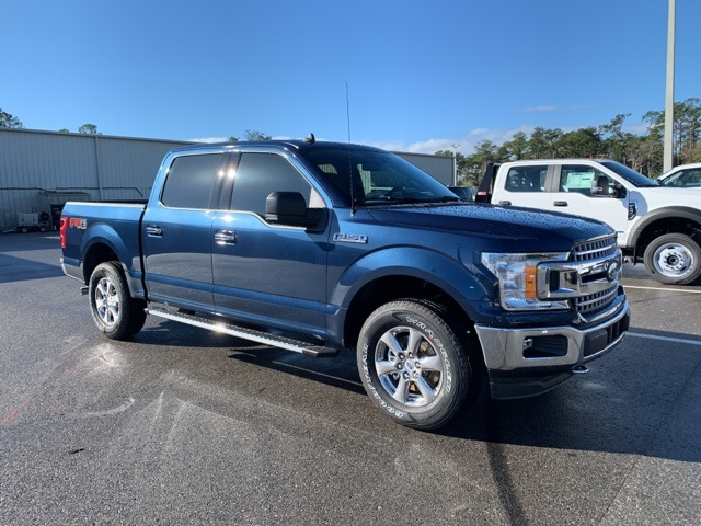 2020 F-150 SuperCrew Cab 4x4, Pickup #LFA54784 - photo 3