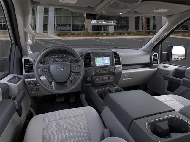 2020 Ford F-150 SuperCrew Cab 4x4, Pickup #LFB55065 - photo 9