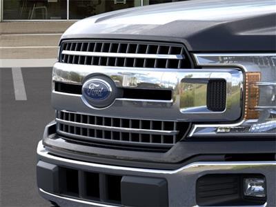 2020 Ford F-150 SuperCrew Cab 4x4, Pickup #LFB55065 - photo 17