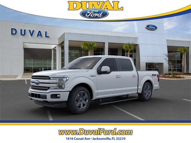 2020 Ford F-150 SuperCrew Cab 4x4, Pickup #LFC79115 - photo 1