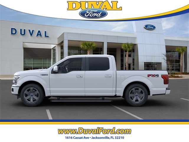 2020 Ford F-150 SuperCrew Cab 4x4, Pickup #LFC79115 - photo 4