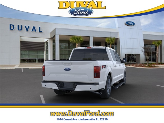 2020 Ford F-150 SuperCrew Cab 4x4, Pickup #LFC79115 - photo 8